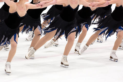 Swedish teams to compete in the 2019 ISU World Junior Synchronized Championships released