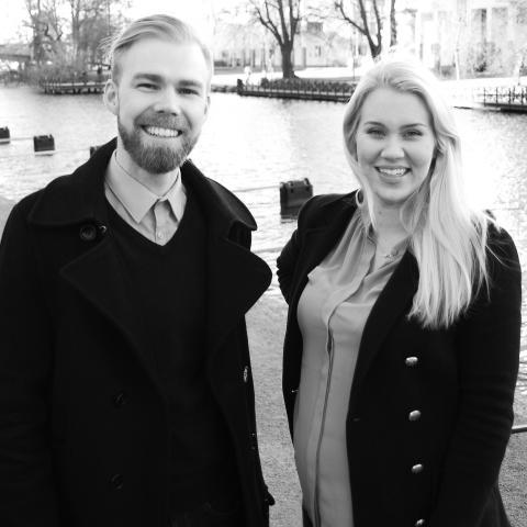 Venture Cup och PRV gör podcast tillsammans med Isabella Löwengrip