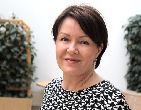 Evalena Agertoft, förhandlingschef på Hyresgästföreningen region norra Skåne.