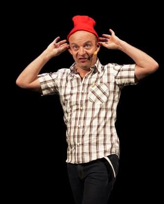 Gardell ger extra föreställning i Uddevalla