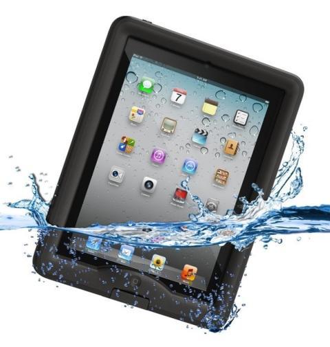 Lifeproof Nüüd iPad cover
