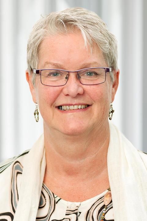 Helle Sorensen, avdelnings- och enhetschef ekonomi och personal, avdelningen för verksamhetsstöd
