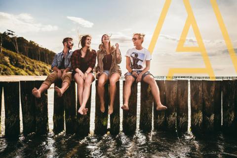 4 Freunde - ein Abenteuer