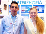 Framgångsrika unga forskare på Rudbeckianska gymnasiet