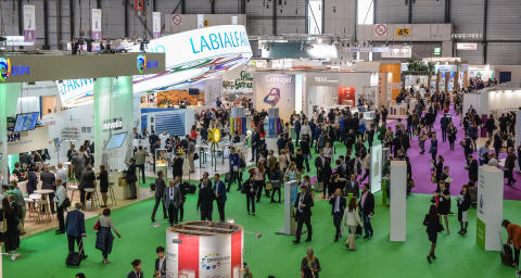 Vitafoods Europe takes place between 15 and 17 May 2018 in Palexpo, Geneva