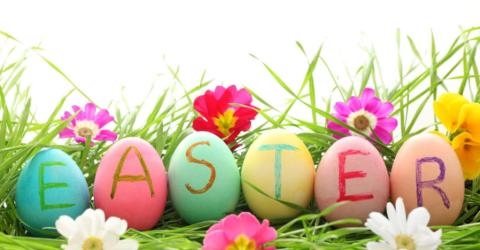 Easter weekend service information