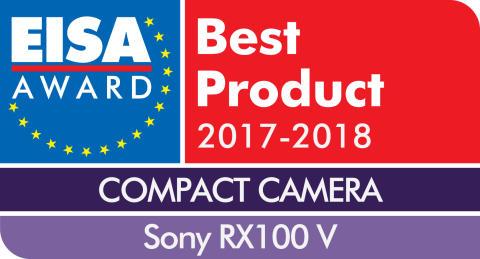 EISA Award Logo Sony RX100 V