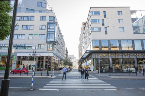 Castellum hyr ut centralt till Region Jönköpings län