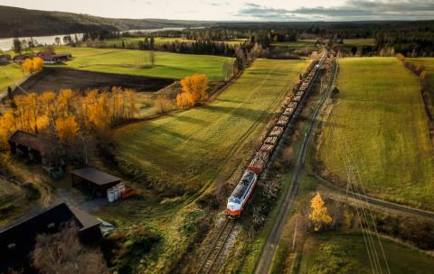 Träffa Inlandsbanan på Elmia Nordic Transport Infrastructure 8–10 oktober