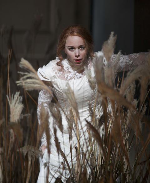 Elisabet Strid som Rusalka på Göteborgsoperan