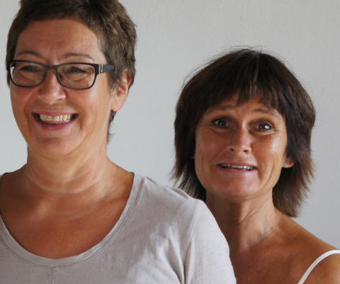 Britt Johansson & Christin Olsson