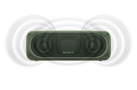 SRS-XB30 von Sony_grün_1