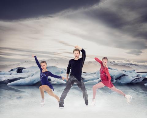 Medaljörer i The Nordics 2019