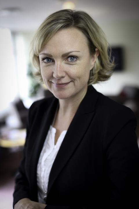 Anna Wirén, marknadschef Scandic Sverige