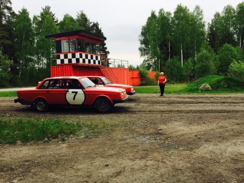 Tommy & Annisette - Folkrace i Småland