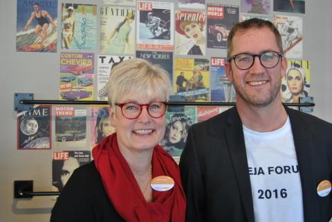 Marie Linder & Johan Pelling