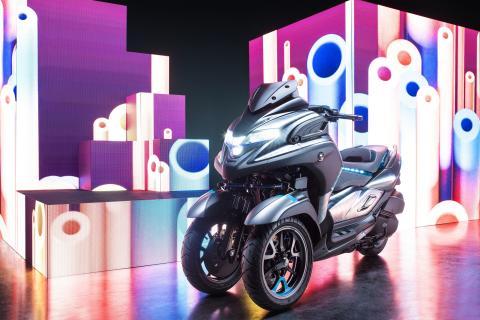 モビリティの変革を進めるLMW Yamaha Motor Monthly Newsletter (February 19, 2019 No. 69)