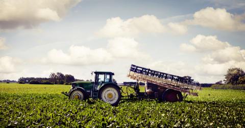 Orkla Foods Sverige på topp tre i Hållbarhetsbarometern 2016