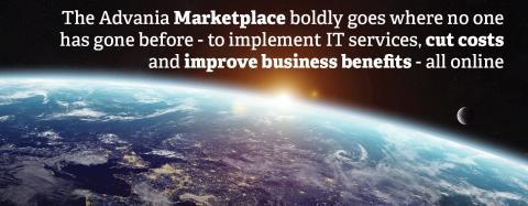 Advania lanserar Marketplace