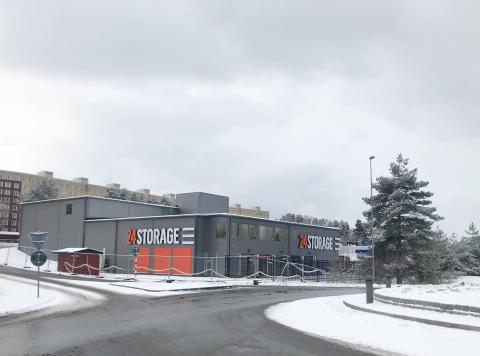 24Storage nu näst störst i Sverige – och öppnar ny anläggning i Tyresö