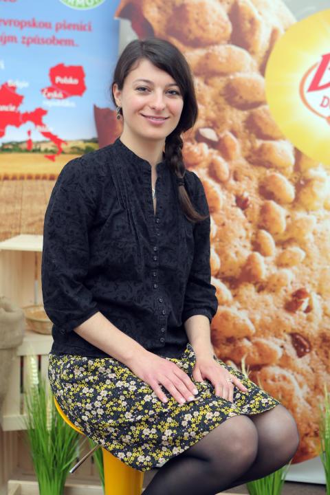 Flora Schmitlin, Harmony EU Program Manager