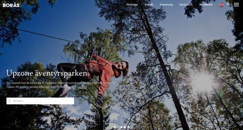 Nya boras.com bygger på känsla och flexibilitet