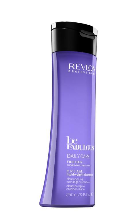 Revlon - Be Fabulous - Fine Shampoo