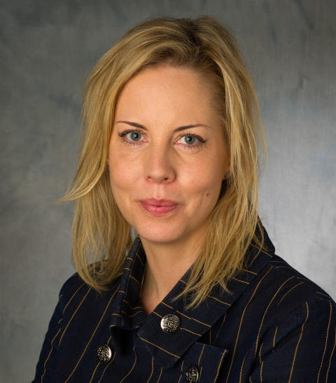 Elin Abelson, kommunikatör FoU