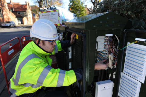 Openreach embraces virtual reality in Nottinghamshire to hire trainee engineers