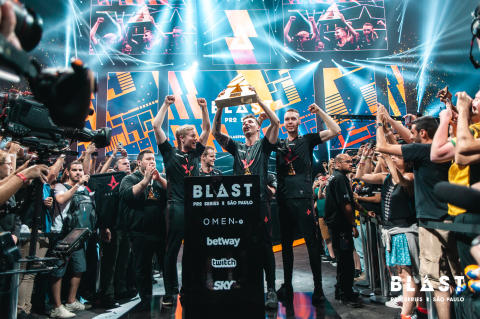 Astralis wins BLAST Pro Series São Paulo: Next up, Miami, Madrid and LA