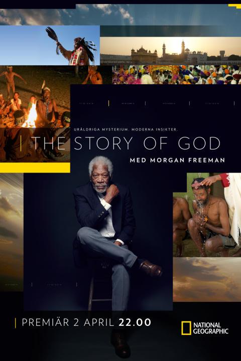 Story of God med Morgan Freeman