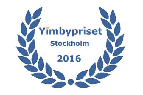 Samhällsbyggarnas VD Sara Haasmark sitter i juryn för YIMBY-priset 2016