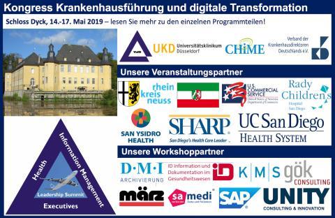 Die Spannungsfelder, die alle heraus- oder gar überfordern: Kongress zu Krankenhausführung und digitale Transformation