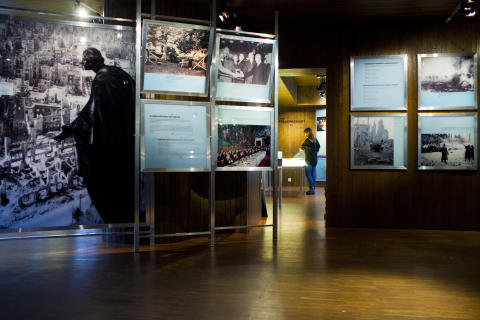 2012 Nobel Peace Prize laureate exhibition – Europe from War to Peace