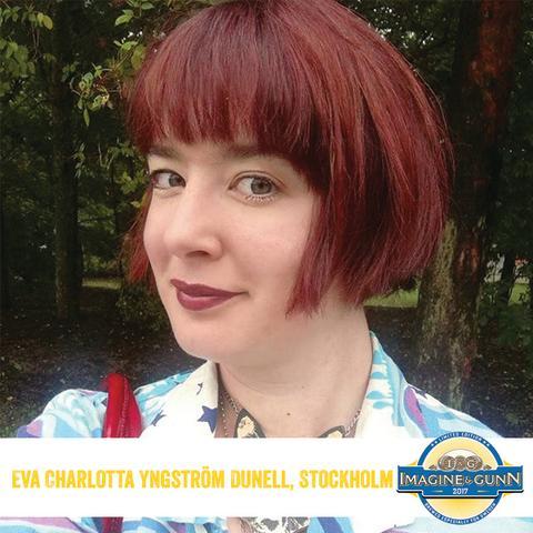 Eva Charlotta Yngström Dunell, Stockholm