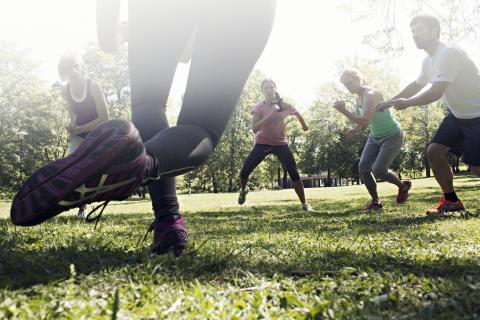 Pep-Rapporten 2019: Ny stor hälsostudie visar att barn och ungdomar äter för dåligt och rör sig för lite