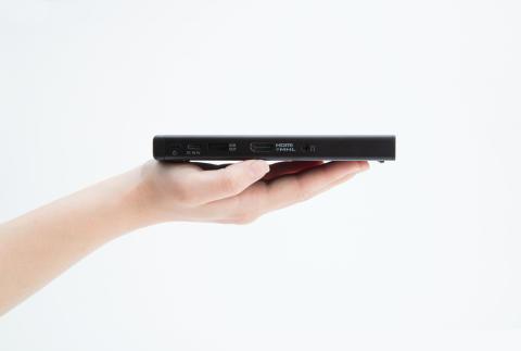 Портативный проектор Sony MP-CD1 обеспечит отличное качество изображения где угодно