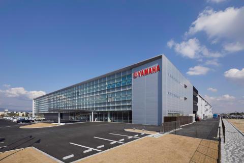 01_2017_Hamamatsu IM Base-New building exterior