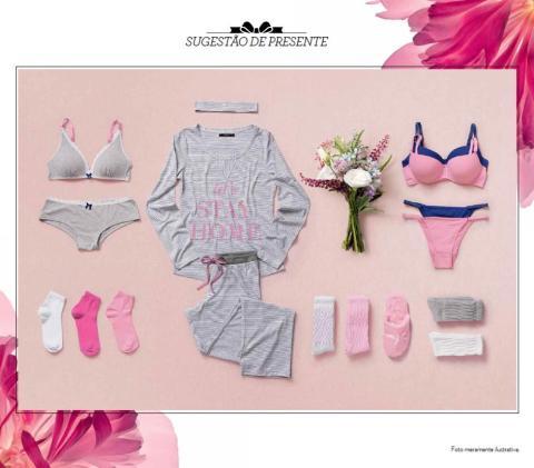 Marisa - Dia das Mães - moda íntima