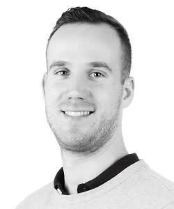Daniel Lövqvist är ny verksamhetschef för EBS i Göteborg och Jönköping