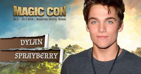 """MagicCon 2018: """"Teen Wolf""""-Publikumsliebling Dylan Sprayberry gesellt sich zum Staraufgebot"""