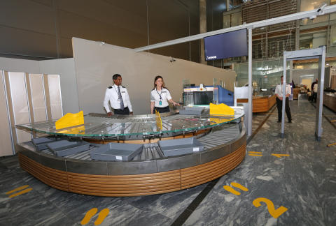 Join us to test Oslo Airport's new security check