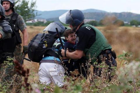 Folkekirkens Nødhjælp reagerer på flygtningekrisen
