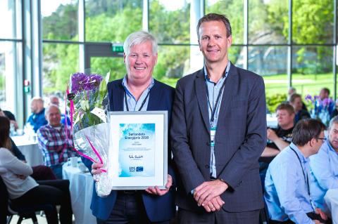 Sørlandets Energipris 2016: Asko Agder er Sørlandets smarteste strømbruker