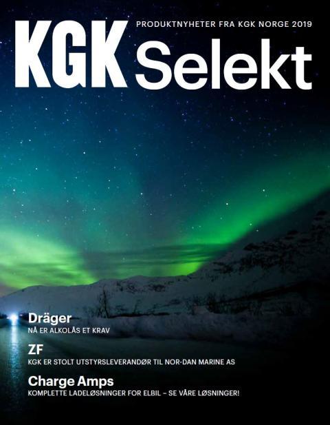 Ny utgave av KGK Selekt!