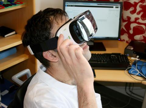 Akademiska först i Sverige med virtuella operationer i kirurgutbildning