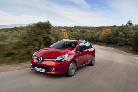 Renault Clio har aldrig solgt bedre