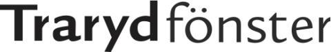 Logo Traryd Fönster