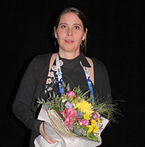 Diabetessjuksköterska från Östervåla fick pris