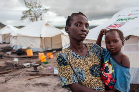 Radiohjälpen anordnar insamling för drabbade av cyklonen i sydöstra Afrika